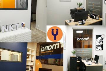 Nouveaux bureaux NKT Courtage Ymanci Amiens